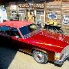 ретро автомобиль    Кадиллак Девиль (Cadillac Devil)  красный