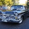 ретро автомобиль    ГАЗ-13  Чайка   черный