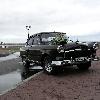 ретро автомобиль    ГАЗ-21  Волга   черный